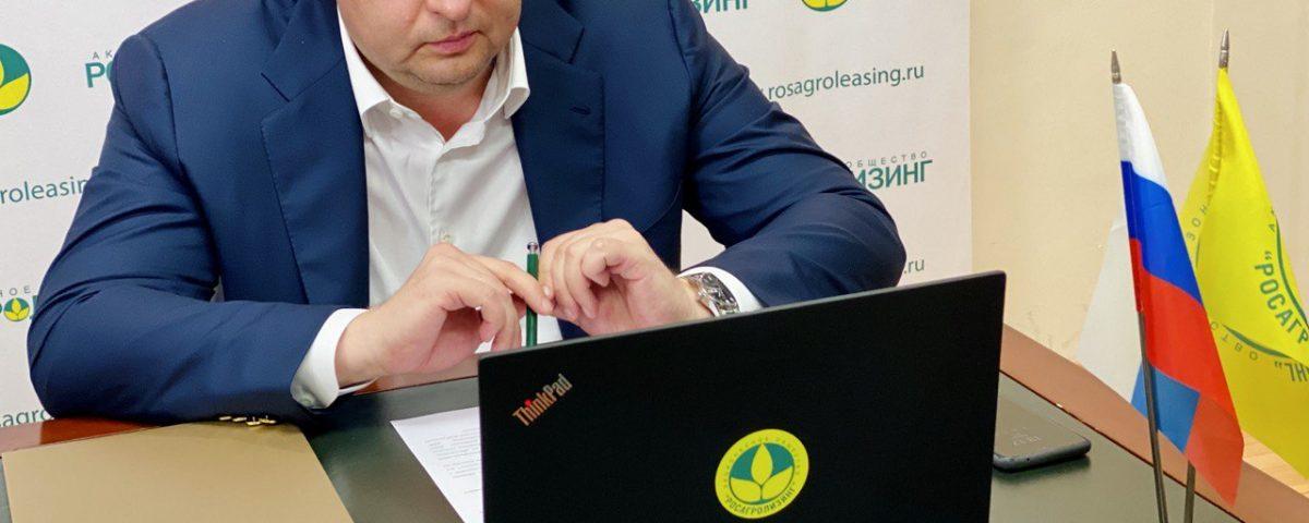 Росагролизинг подписал соглашения о сотрудничестве с Белгородской и Саратовской областями