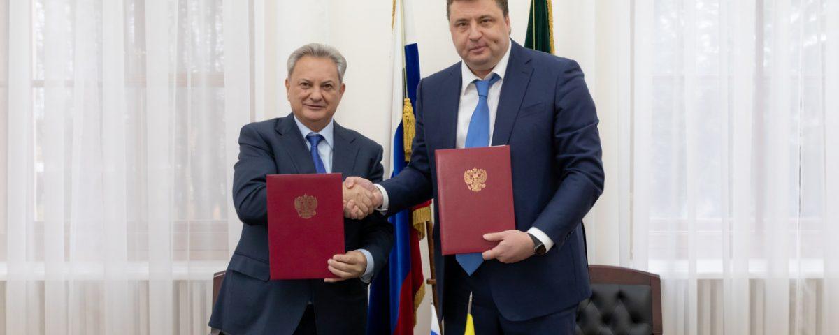Росагролизинг заключил соглашение о сотрудничестве с Российским государственным аграрным университетом